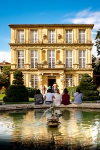 Pavillon de Vendôme, AIx-en-Provence © Francis Manguy