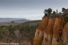 Roussillon © Francis Manguy